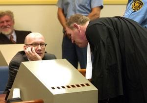 Трибунал Югославії засудив екс-прем єра Херцег-Босни до 25 років в язниці