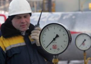 Украина планирует получить от Газпрома предоплату за транзит газа - министр