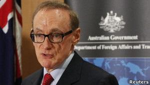 Глава МЗС Австралії: звинувачення у нападах китайських хакерів не вплинуть на відносини з Пекіном
