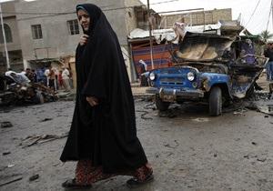Новини Іраку - Вибухи в Багдаді: кількість жертв перевищила 80 людей