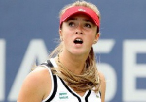 Украинка Свитолина сотворила мини-сенсацию на Roland Garros