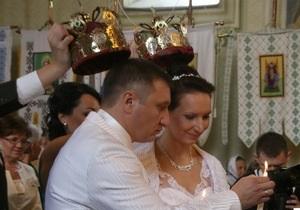 весілля - депутат - Тернопіль - біатлон - Чемпіонка світу з біатлону вийшла заміж за депутата від Свободи