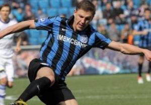 Ряд футболистов во главе с Шацких покидают Черноморец