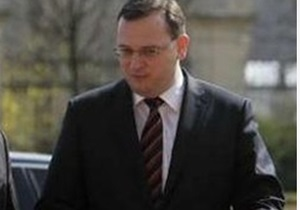 Новини Чехії - новини Росії - Петро Нечас - На шляху в РФ у літака прем єра Чехії розшарувалося лобове скло