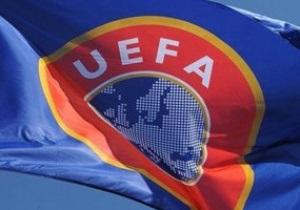 Таблиця коефіцієнтів UEFA. Підсумки сезону