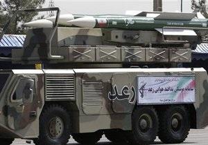 Іран розгорнув пускові установки для ракет великої дальності