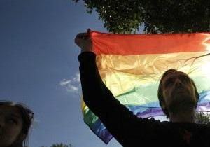 МВС задоволене порядком під час гей-форуму у Києві