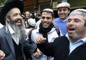 Новини Умані - хасиди - В Умані восени на єврейський Новий рік очікують приїзд понад 20 тисяч хасидів