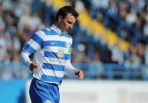 Форвард Севастополя вызван в сборную Украины