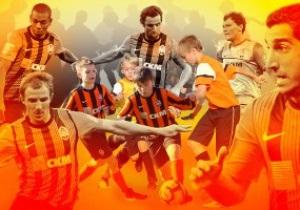 Дети-сироты оказались сильнее футболистов Шахтера