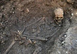Річард III - поховання - археологи