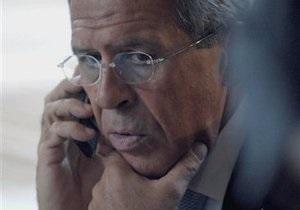 Росія - ЄС - партнерство - Лавров