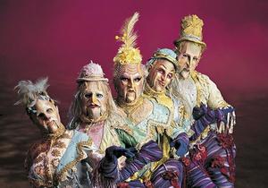 конкурс фото Alegria Cirque du Soleil