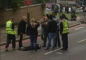 Один з тих, хто скоїв резонансне вбивство у Лондоні, є вуличним проповідником - ЗМІ