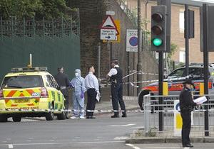 Новини Великобританії - перестрілка - У Лондоні зафіксовані безлади. Поліцейські розігнали націоналістів