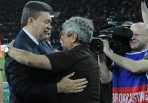 Луческу назвав ім я найкращого українського захисника і розповів про слова Януковича