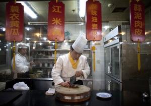 Ресторани - делікатеси - Китай