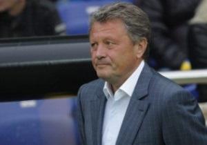 Маркевич мечтал о Лиге чемпионов на протяжении 15 лет
