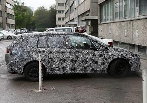 Новини автопрому - BMW - компактвен - 7-місний автомобіль