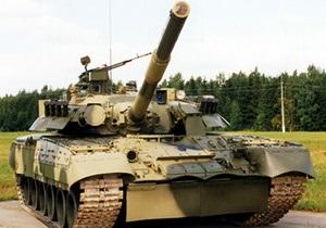 Росія - навчання - танки - вибух