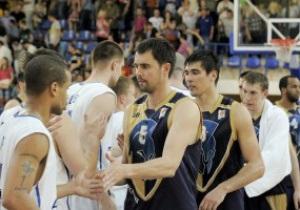 Финал Суперлиги. Азовмаш выходит вперед в серии против Будивельника