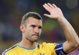 У Андрея Шевченко в Киеве появится почетная звезда