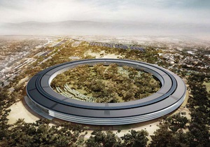 Корреспондент: Мрія генія. Apple реалізує останній проект Стіва Джобса – нову штаб-квартиру вартістю $ 5 млрд