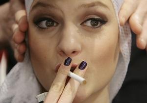 В Україні падає виробництво сигарет