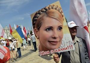 Юлія Тимошенко - Європа - Україна - президентство