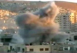 У Сирії відбувається безпрецедентний за розмахом наступ на бойовиків