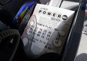 Новини США - лотерея - У США продано лотерейний квиток з виграшем в 590 млн доларів
