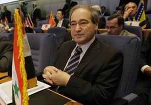 Сирія - Сирійські повстанці викрали батька заступника міністра закордонних справ