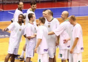 Суперлига. Ферро становится бронзовым призером чемпионата Украины