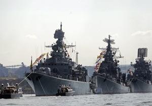 ЧФ РФ - Севастополь: База Чорноморського флоту Росії в Севастополі може не дочекатися нових кораблів - джерело