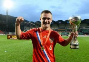 Юношеская сборная России выиграла Евро-2013