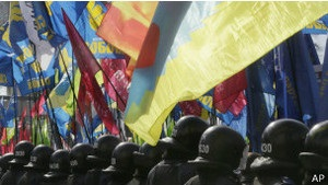 ВВС Україна: Вставай, Україно! Повстання не вийшло