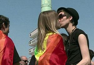 Більшість українців проти одностатевих шлюбів - опитування