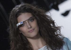Google Glass - Twitter - Facebook - додатки
