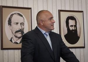 Болгарія - дострокові вибори - Бойко Борисов