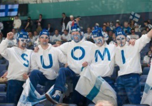 Хоккей. Финляндия вырывает у Словакии путевку в полуфинал Чемпионата мира