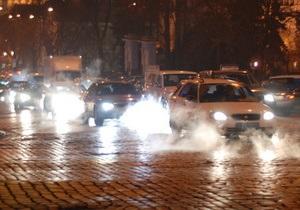 Сьогодні у Києві перекриють рух вулицею Мазепи