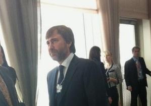 Новинський зареєстрований кандидатом на вибори, його головним суперником стане комуніст