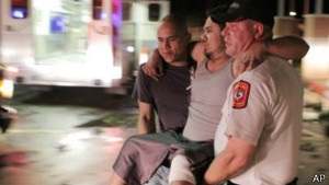 Руйнівний торнадо пронісся Техасом: шестеро загиблих