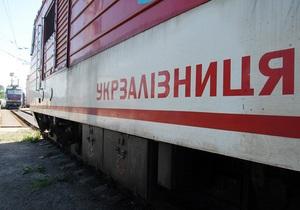 Новости Укрзалізниці - Прибыль украинского железнодорожного монополиста обрушилась более чем в 2,5 раза