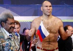 Дон Кинг уговаривает Валуева вернутся в бокс ради боя с Кличко