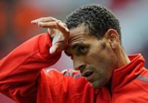 Официально. Рио Фердинанд покидает сборную Англии