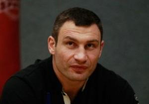 В России ожидают приезда Виталия Кличко на ближайший бой Поветкина