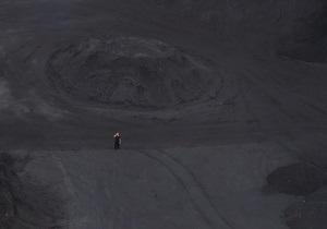 Черные дыры Украины. Эксклюзивная аэрофотосъемка нелегальной добычи угля на Донбассе