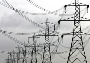 Електроенергія - експорт електроенергії - Україна більш ніж на чверть наростила експорт електроенергії