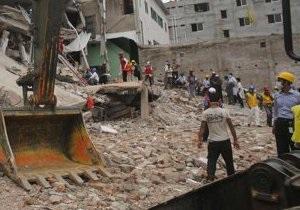 Бангладеш - обвалення - будівля - жертви
